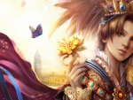Prince w/Yellow Flower