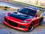 Mazda RX-8 Compressor Drift Spec