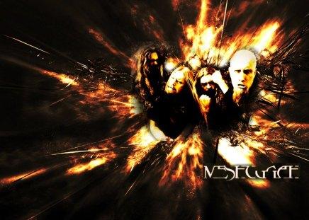 Meshuggah Music Entertainment Background Wallpapers On