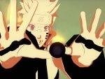 Naruto Tail Beast Bomb