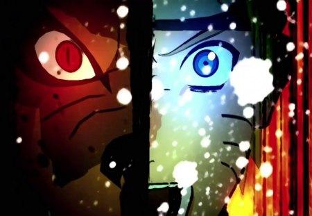 Nine Tailed Fox And Naruto Naruto Anime Background Wallpapers On Desktop Nexus Image 1380103