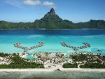 Intercontinental Hotel Bora Bora South Polynesia