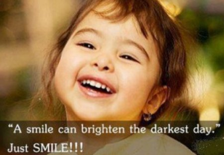Just Smile! - Other & People Background Wallpapers on Desktop ...