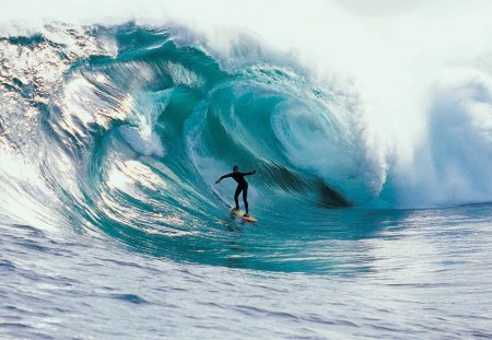 surfing - oceans, surfing, sea, wave