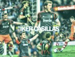 Iker Casillas Real Madrid wallpaper
