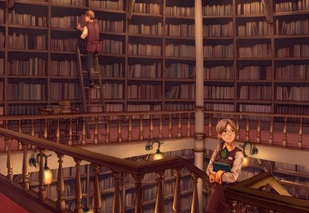 Anime Library Other Anime Background Wallpapers On