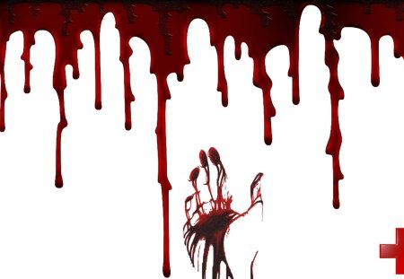 Blood On The Wall Wallpaper Hd Movies Entertainment