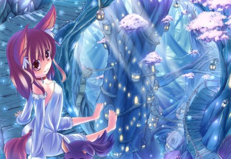 sweet girl - Ah My Goddess & Anime