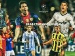 UEFA Champions League Quarter-finals 2013