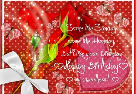 Happy Birthday Wishes Poetry And Lyrics Wallpapers