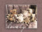♥ Lovely Teddy Bears