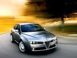 Alfa Romeo - quick acceleration
