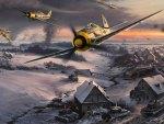 Wulf, FW-190 War Planes