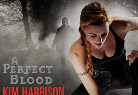 A Perfect Blood - harrison, book, perfect, cover, a, kim, blood