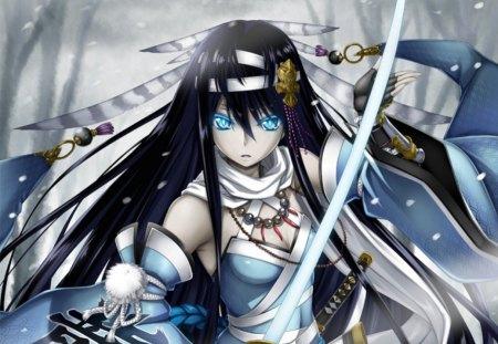 Blue Eye Ninja Other Anime Background Wallpapers On Desktop