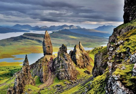 Scotland Isle Of Skye Other Nature Background Wallpapers On Desktop Nexus Image 1396380