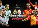Real Madrid vs Galatasaray  UEFA Champions League 2013