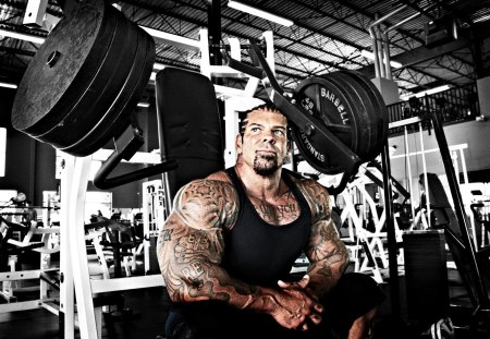 rich piana - rich piana, bodybuilder, men, male