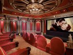 gone with the wind in a private theater