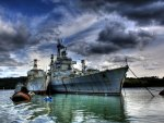 decommissioned navy ships hdr