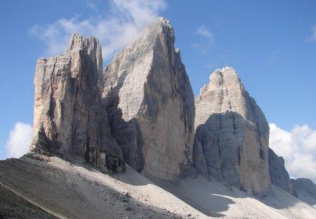 Dolomiten - Klettern, Berge, Sonne, Natur