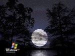 Windows XP Moon