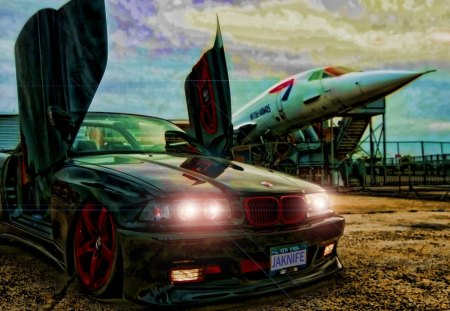 BMW  - m3, bmw, tuning, car