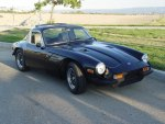 TVR 2500m 1973