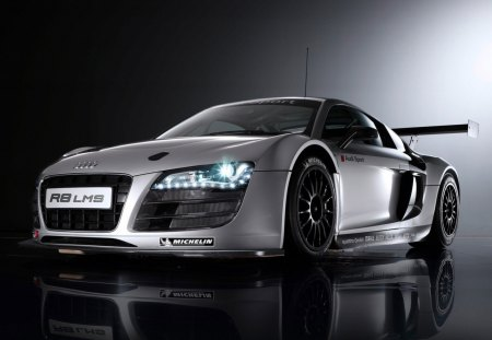Audi R8 LMS 2009 - lms, 2009, audi, r8