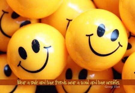 Friendship Smileys