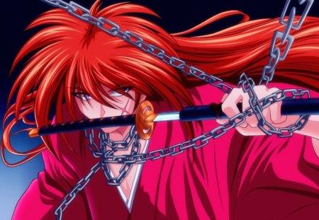 Himura Kenshin Rurouni Kenshin Anime Background Wallpapers On Desktop Nexus Image 1400816