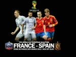 France v Spain The 2014 FIFA World Cup qualification