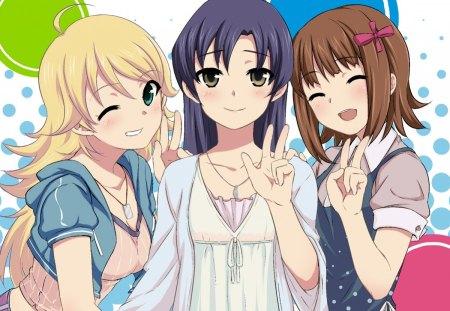 Friendship Other Anime Background Wallpapers On Desktop Nexus Image 1403897