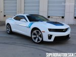 2013 Chevrolet Camaro ZL1 by Superior Auto Design