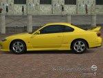 Nissan SILVIA spec-R AERO S15 '02