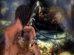 Native American Dreamcatcher