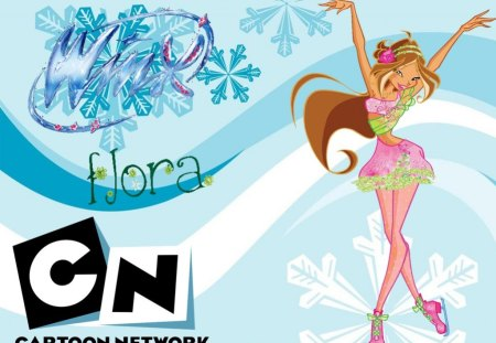 Flora,Winx,Club,Cartoon,Network - Flora, Winx, Cartoon, Club, Network