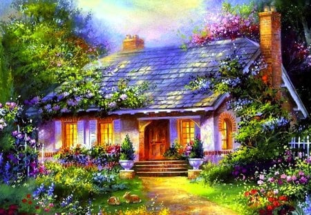 Home Sweet Home Other Abstract Background Wallpapers On