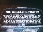 The Wheelers Prayer