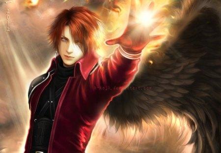 Genesis Rhapsodos - Final Fantasy u0026 Anime Background Wallpapers on