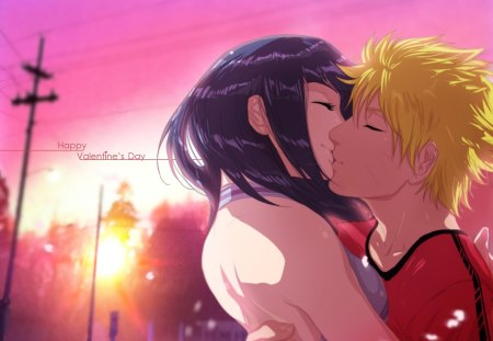 NaruHina Happy Valentine