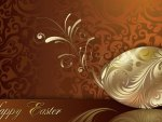 A Golden Easter Egg