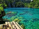Kayangan lake - Philippines