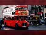 London-Double decker Bus