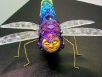 Hand Crafted Dragonfly