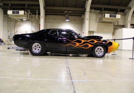 Pro Street Mopar Dodge Cars Background Wallpapers On