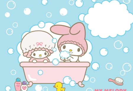 My Melody Bathtime