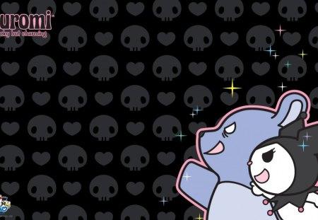 Kuromi Hello Kitty Anime Background Wallpapers On Desktop Nexus Image 1412166