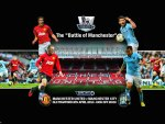 Manchester United v Manchester City Premier League