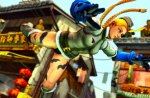 Street Fighter 4: Cammy Entrance